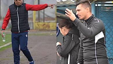 """Photo of Petruescu: """"Știam că va câștiga echipa ce va greși mai puțin, era imposibil să-l suprind pe Cojocaru și el pe mine"""" v.s. Merșca: """"Am avut cel puțin un penalty la 1-0"""""""