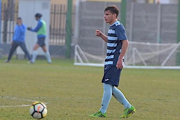 Oprescu l-a folosit o repriză pe Deta în Irlanda U18 - România U18 2-1
