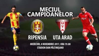 Photo of Ripensia – UTA, meciul fostelor campioane ale României în căutarea unui colac de salvare în Liga 2-a!