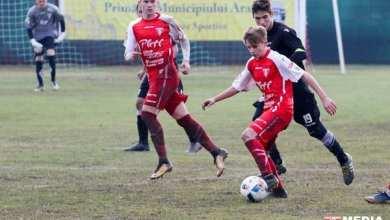 Photo of Calificare en-fanfare în sferturile Cupei: UTA Under 17 – CSȘ Drobeta Turnu Severin 9-0