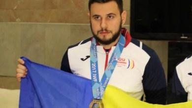 Photo of Captari a fost desemnat halterofilul român al anului 2017