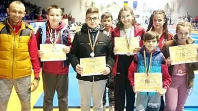 Photo of Judoka de la Unirea Sântana și CSM Arad, pe podium la Cupa Severinului
