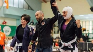 Photo of Diana Hetco a luat aurul la Cupa României de Jiu Jitsu Brazilian, alți cinci arădeni au urcat pe podium!