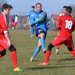 Vremea rea oprește fotbalul! UTA și Cermeiul se întâlnesc în amical, Lipova se duelează din nou cu Pecica