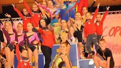 Photo of Gimnaștii de la CS Universitatea și Urania s-au întors cu 14 medalii de la Openul Slovaciei