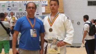 Photo of Judoka Marc Boldiș e campion național de juniori I, Nagy și  Bogoș – medaliați cu bronz