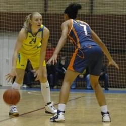 Campioană pentru a 12-a oară, Ancuța Stoenescu stabilește un nou record în baschetul feminin românesc