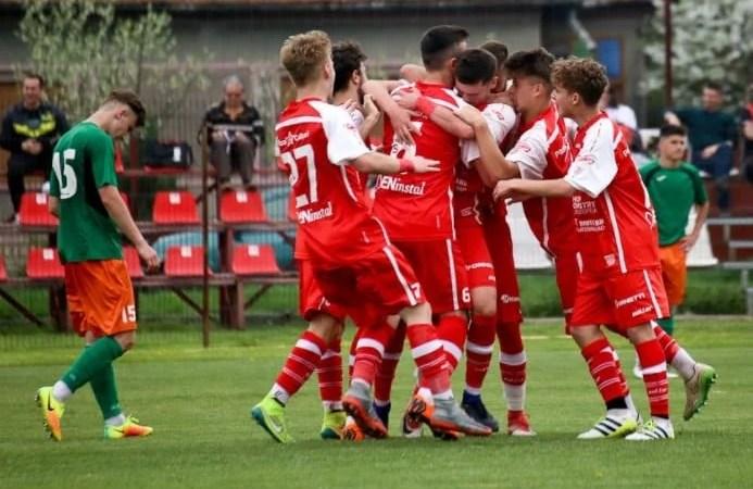 Lideri și după vizita unei echipe de podium: UTA Under 17 – Ardealul Cluj  2-1