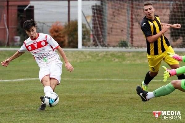 Încălzire pentru derby cu o altă echipă din Oradea: UTA Under 19 - Luceafărul 5-0