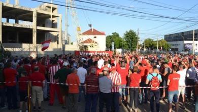 """Photo of Circa 400 de utiști l-au înjurat pe Falcă la așa zisa inaugurare a stadionului """"Francisc Neuman"""""""