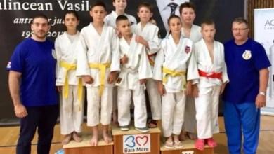 Photo of Patru medalii pentru judoka CSM-ului la Cupa Nordului