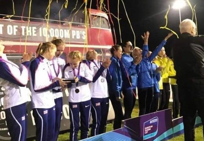 """""""Studentele"""" Aradului, Bîrcă și Simion – medaliate cu aur la Cupa Europei de Atletism"""