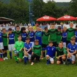 Academia Brosovszky, egala lui Schalke la Champions Trophy Under 10! Arădenii se mai pot bate pentru trofeu la Challenge 2