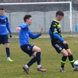 Ultimul reglaj al campioanei județene înainte de baraj: Crișul Chișineu Criș - UTA Under 17 8-2