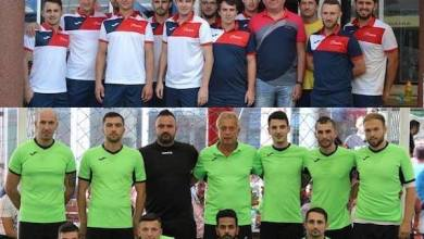 "Photo of Premiere și Luciano merg braț la braț la turneul final de minifotbal! Șimleul Silvaniei e campioana ""zonei"" de la Arad"