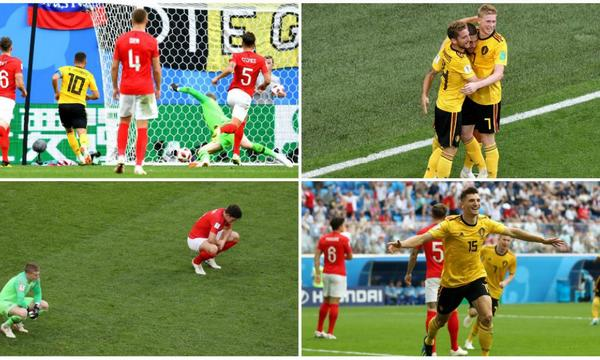 """""""Draci"""" de bronz, consolarea Albionului ar putea fi """"Gheata de Aur"""" al lui Kane"""