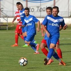 Cupa României, turul I: Victoria Zăbrani - Millenium Giarmata 2-0, Dacia Gepiu - Lunca Teuz Cermei 0-5, finale