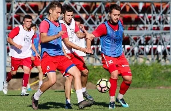 """Matei, la prima aventură departe de București: """"Un plus că voi juca la o echipă de tradiție"""""""
