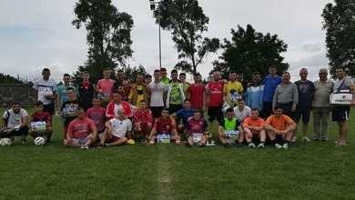 "Photo of ""The Avengers"", campionila turneul de minifotbal organizat de Zilele Sântanei"