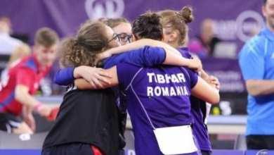 Photo of Tenis de masă: Irina Rus e campioană europeană cu echipa României de cadete