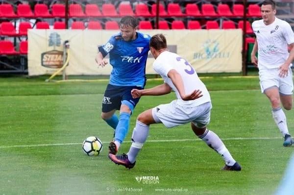 Livetext, ora 17.30: Debreceni VSC - UTA 1-0, final