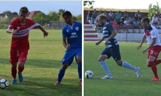FOTO Cupa României: Cermei – Sebiș 2-0 și Zăbrani – Lipova 1-2