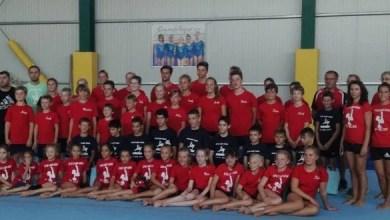"""Photo of Cantonament al gimnaştilor, la sala """"Emilia Eberle"""""""