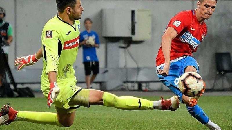 Arădeanul Man ar fi putut deveni cel mai scump transfer din istoria fotbalului românesc dacă Becali accepta oferta de 14 milioane de euro