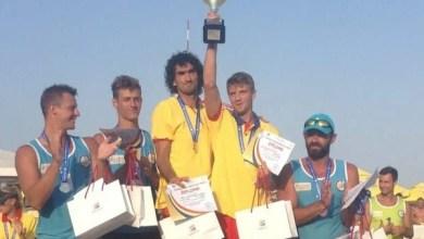 Photo of Aur și bronz pentru arădeni la naționalele de beach-volley