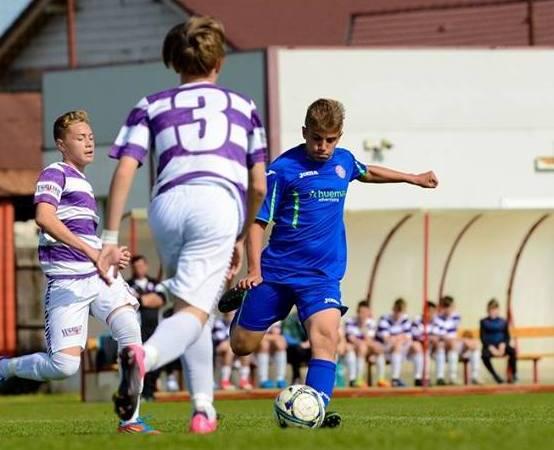 """La numai 15 ani, Perenyi a debutat cu gol în Liga 4-a: """"Dacă jucăm tot așa, putem termina pe locul 3 sau 4"""""""