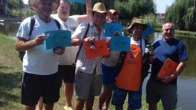 Photo of Pescarii jurnaliști s-au întrecut la Iazul Sportivilor