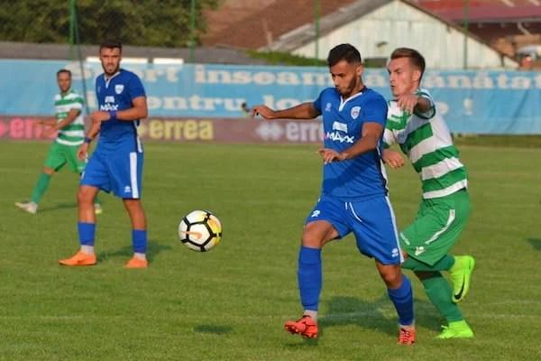 Livetext, Liga III, ora 18.00: Național Sebiș – Dumbrăvița 1-1, final
