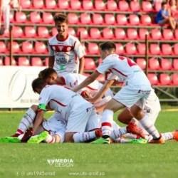 Ratările au amânat deznodământul: FC Hunedoara - UTA Under 17  0-2