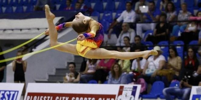 Aradul va avea Centru Olimpic pentru junioare la gimnastică ritmică
