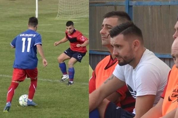 Borteș a semnat (semi)surpriza chiar de ziua sa: Frontiera Curtici – Victoria Zăbrani  1-0