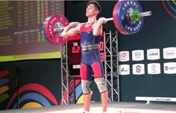 După  talerista Haristiade și halterofilul Danciu reprezintă Aradul la Jocurile Olimpice ale Tineretului din Buenos Aires