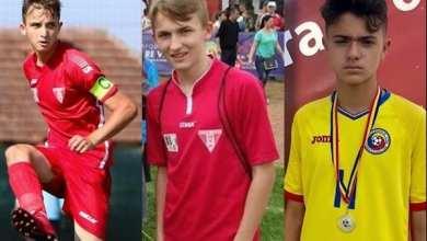 Photo of Aradul dă trei jucători la naționala Under 15: Petruț, Vulturar și Adamcsik – selecționați din 153 de fotbaliști din toată țara