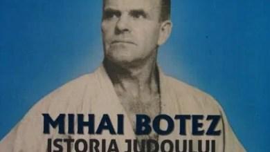 """Photo of Volumul """"Mihai Botez – Istoria judoului arădean"""" va fi lansat la Biblioteca Județeană joi seara"""