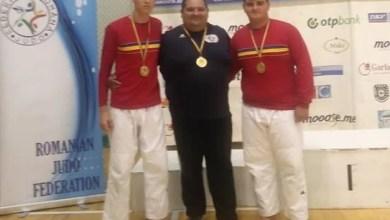 Photo of Judoka Nagy și Stana sunt campioni naționali de juniori în culorile lui Liberty