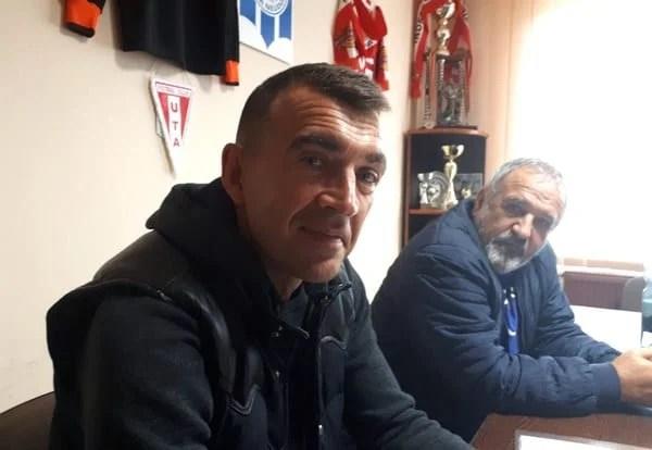 """Todea, la revenirea în fenomen pe banca Zăbraniului: """"Dor de fotbal, o provocare să plec de jos!"""""""