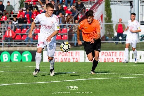 Livetext, ora 17: UTA – FC Balotești 0-2, final