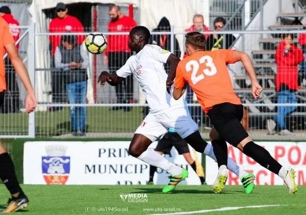 Benga a obținut dezlegarea de la UTA și a optat pentru o echipă în liga a doua finlandeză
