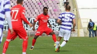 """Photo of Coulibaly a jucat aproape perfect în meciul de care toți arădenii i-au vorbit încă din prima sa zi în """"alb-roșu"""": """"Victorie pentru suporterii decedați!"""""""