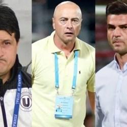 Trei demiteri și o numire în Liga 2-a: Falub și Grozavu - out de la U. Cluj, respectiv Petrolul, Bratu preia Bacăul! UTA mai joacă cu toate trei în 2018