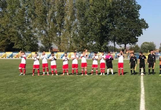 Derby-ul suferinței aduce primele puncte pentru trupa lui Ciba: Victoria Felnac – Speranța Turnu  2-1