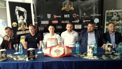 Photo of Biea revine în orașul în care a început boxul pentru a lupta pentru centura IBA Inter-Continental! Cine mai luptă la Gala Campionilor 2018?