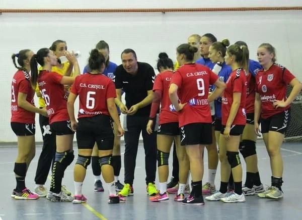 Handbalistele Crișului și-au reintrat în pâine cu două antrenamente pe zi, seria amicalelor începe pe 8 august cu o formație din Liga Florilor
