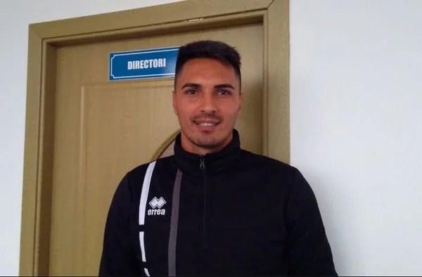 """Cojocaru și-a luat rămas bun de la sebișeni, Merșca e noul """"principal"""": """"Sper să ne menținem pe podium până la vacanța de iarnă"""""""
