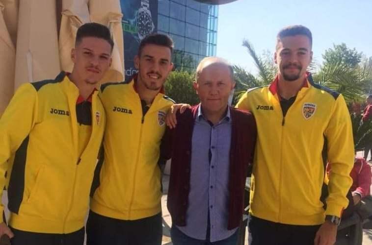 """Man, Petre și Oaidă se reîntâlnesc sub """"tricolor"""": Ucraina și Irlanda de Nord - proximii adversari ai României U21 în preliminariile Euro 2021"""