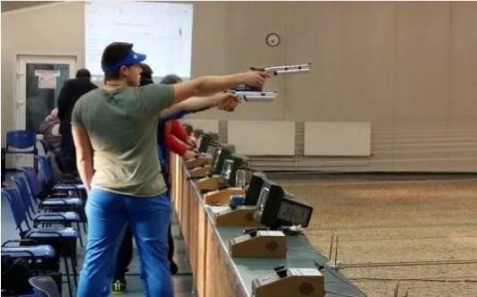 Pistolarii arădeni încep acasă sezonul de aer comprimat